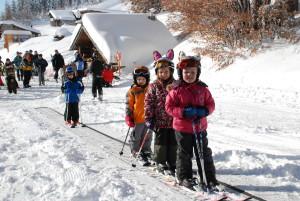 Skidresor till Unterberg i Österrike